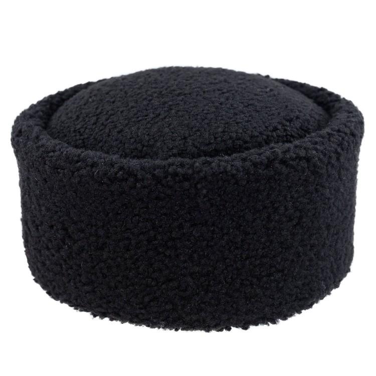 Kafkas Kalpağı Deri Şapka - Ş083